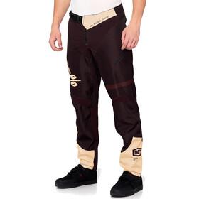 100% R-Core DH Pantalon Homme, merlot/sand